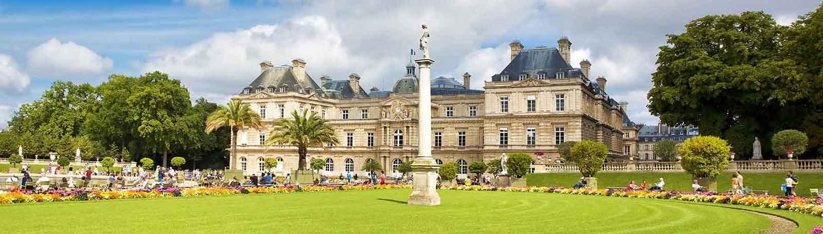 Parking jardin du luxembourg stationner paris q park for Jardin luxembourg horaires