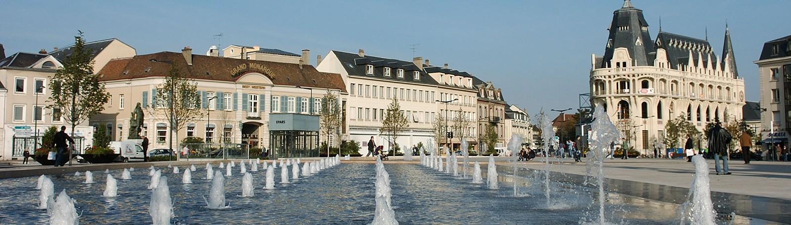Parking Coeur De Ville Chartres
