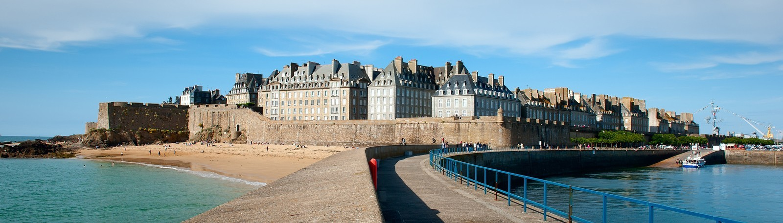 Parking Saint-Malo Saint Vincent Intra-Muros - Esplanade Saint Vincent 35400 Saint-Malo