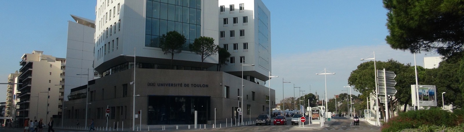 Parking Mayol Facultés - Rue Alphonse Daudet 83000 Toulon