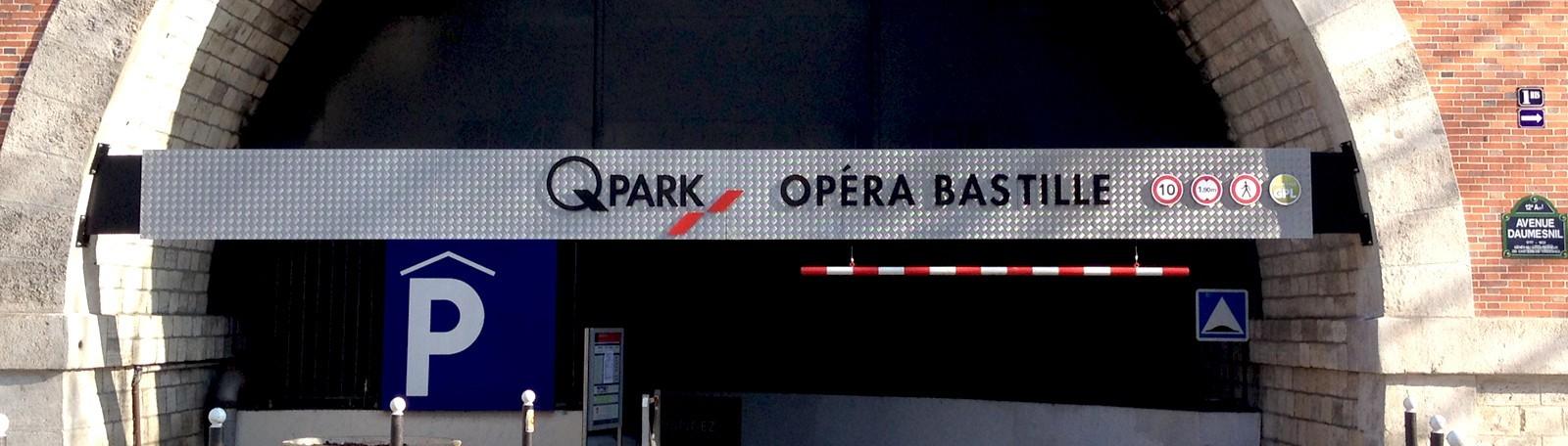parking op ra bastille stationner paris q park. Black Bedroom Furniture Sets. Home Design Ideas