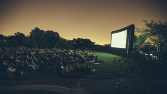 La Villette Open-Air Cinema