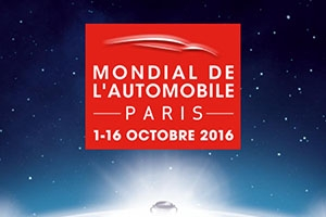 2016 International Car Show, Paris