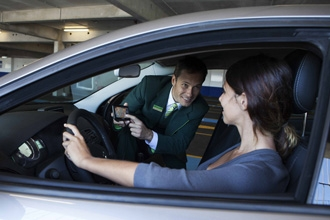 Europcar special offer for Q-Park clients: 15% off on your car rental!