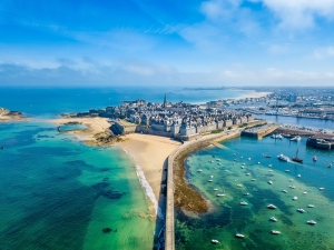 parking Q-Park saint Malo